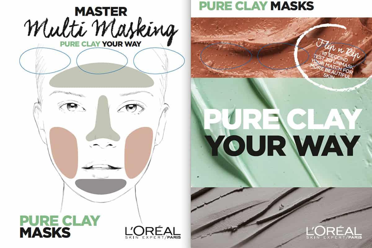Brand Activation | L\'Oréal Paris - pure clay your way | USP ...