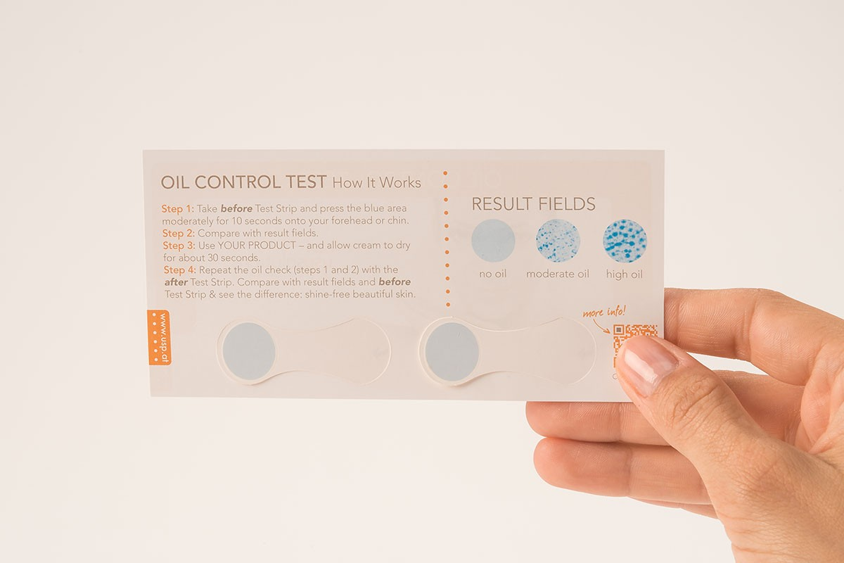 Oil Control Test - How it works | USP Solutions