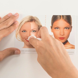 Make-Up Removal Demo Tool - step 2 | USP Solutions