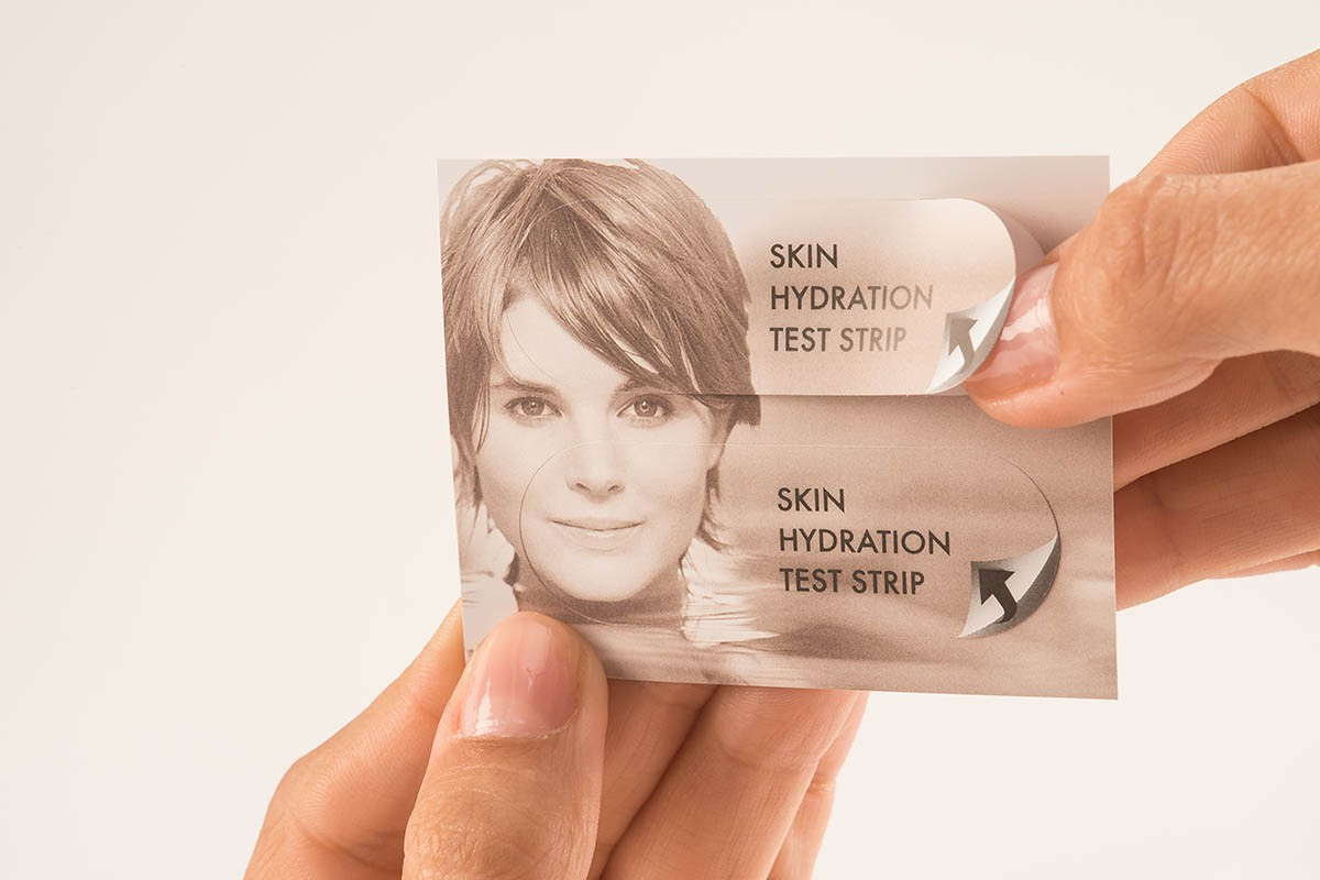 Brand Activation - Hydration Test Strip | USP Solutions