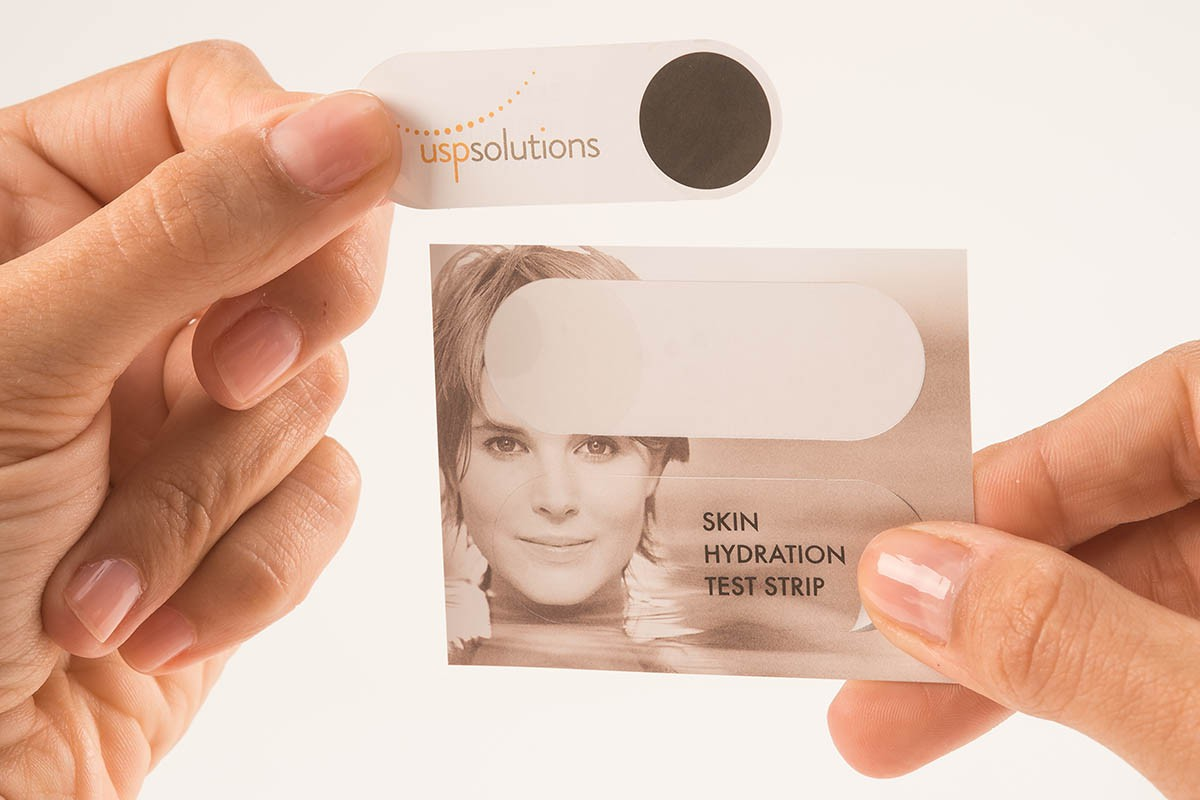 Skin Hydration Test Strip | USP Solutions