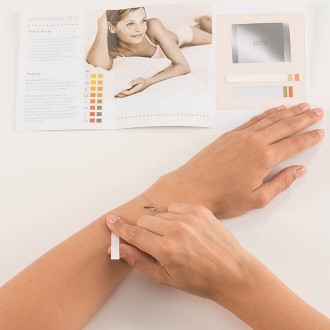 Brand Activation - Skin PH-Value Test - Press Strip to forearm | USP Solutions