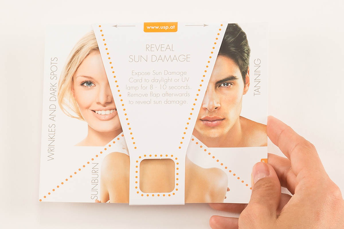 Reveal Sun Damage Tool for Man and Woman | USP Solutions
