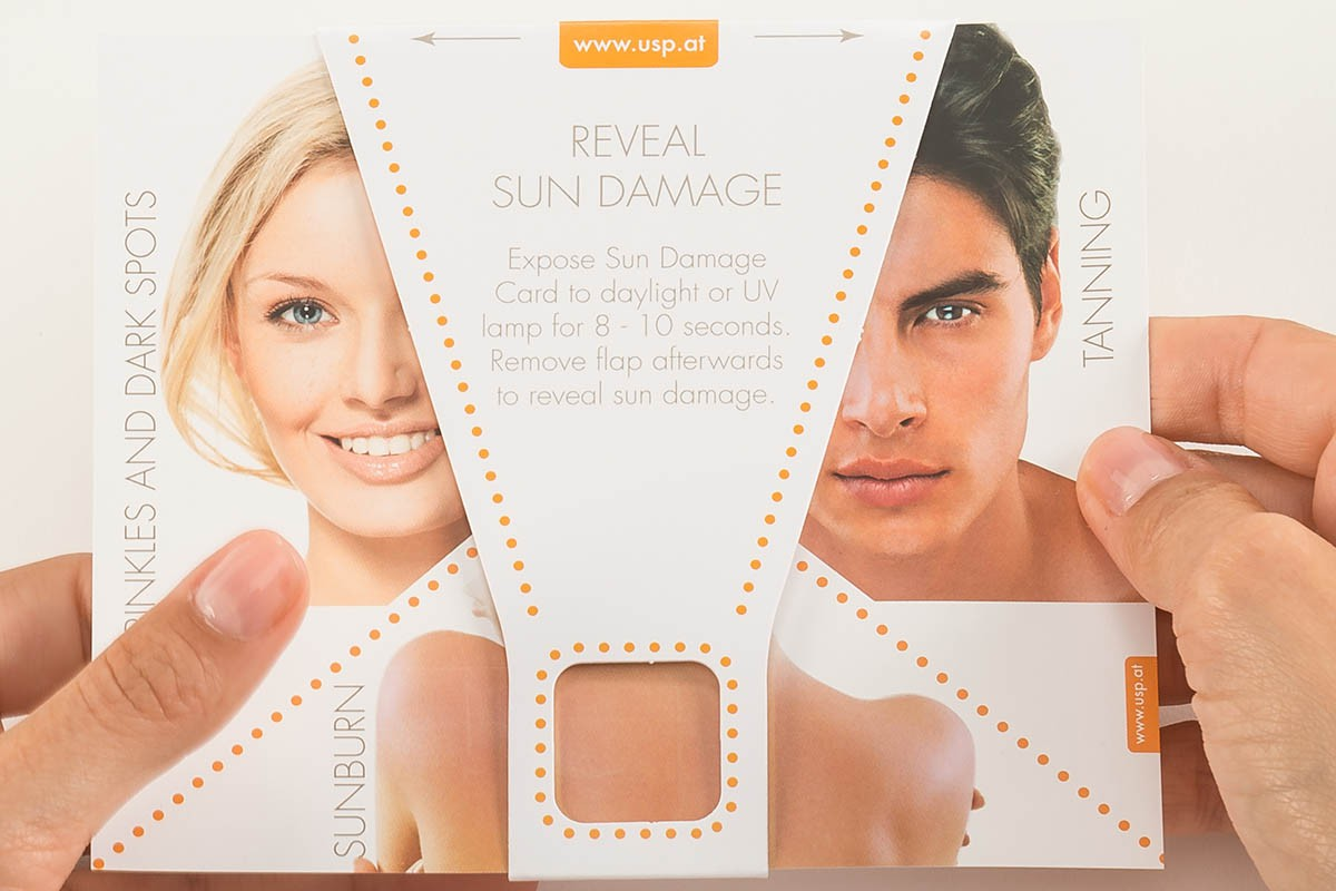 Sun Damage Sunburn Demo Tool | USP Solutions