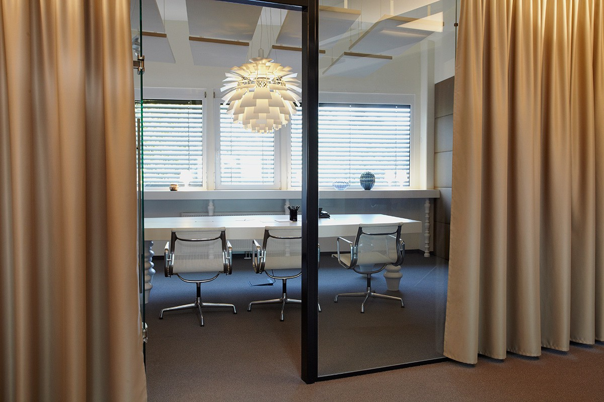 Cosmetics Industry, Beauty Industry - View into Conference Room | USP Solutions