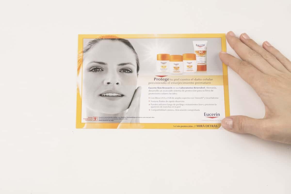 Eucerin Sun Damage Card