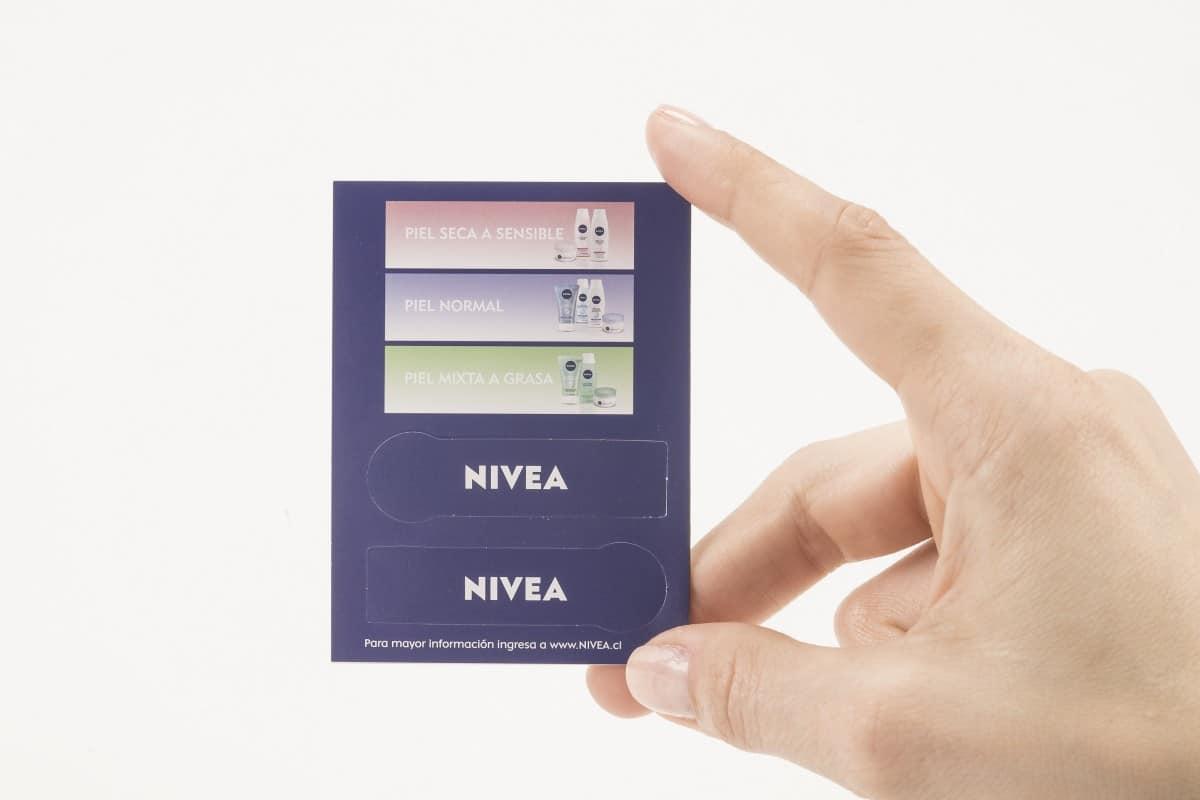 NIVEA Skin Type Test Chile