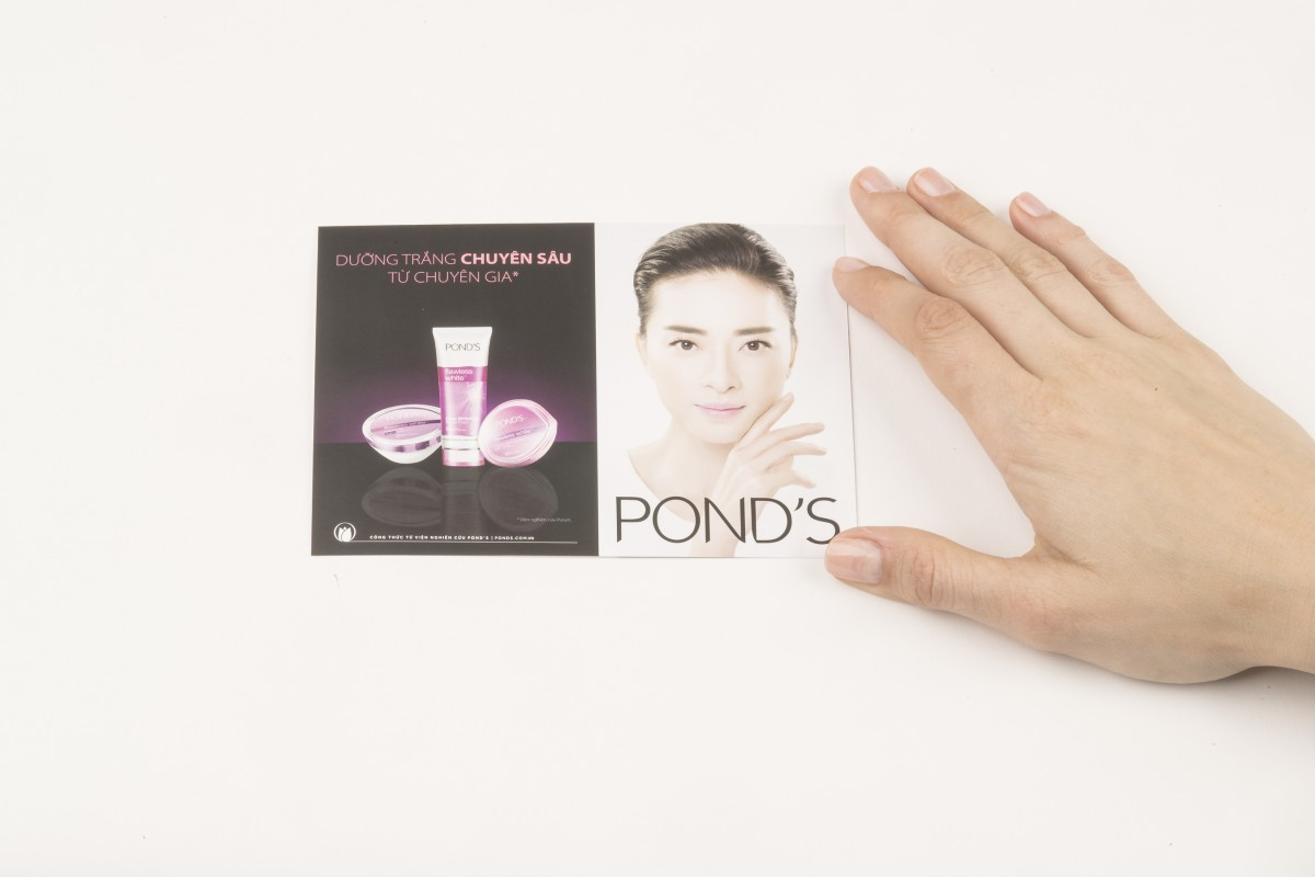 POND'S - flawless white